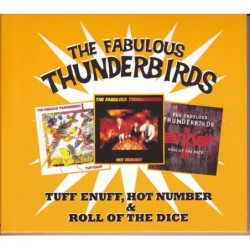 (CD) The Fabulous...