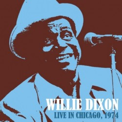 (CD) Willie Dixon - Live In...