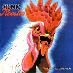 (CD) Atomic Rooster -...