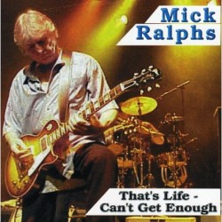 (CD) Mick Ralphs - That's...
