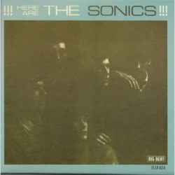 (CD) The Sonics - Here Are...